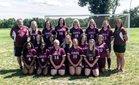 Licking Heights Hornets Girls Varsity Soccer Fall 18-19 team photo.