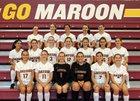 Lakeside Lions Girls Varsity Soccer Fall 18-19 team photo.