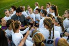 Huntingdon Bearcats Girls Varsity Soccer Fall 18-19 team photo.