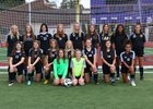 Lake Stevens Vikings Girls Varsity Soccer Fall 18-19 team photo.