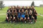 Wasatch Wasps Girls Varsity Soccer Fall 18-19 team photo.
