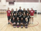 Walden Grove Red Wolves Girls Varsity Volleyball Fall 15-16 team photo.