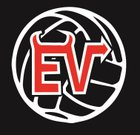 Eagle Valley Devils Girls Varsity Volleyball Fall 15-16 team photo.