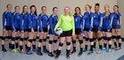 Candor Indians Girls Varsity Volleyball Fall 15-16 team photo.