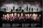 Lee Ganders Girls Varsity Volleyball Fall 15-16 team photo.