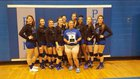 Interlachen Rams Girls Varsity Volleyball Fall 15-16 team photo.