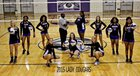 South Creek Cougars Girls Varsity Volleyball Fall 15-16 team photo.