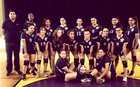 Burton Scorpions  Girls Varsity Volleyball Fall 15-16 team photo.