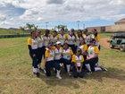 Bonita Vista Barons Girls JV Softball Spring 18-19 team photo.