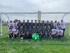Toppenish Wildcats Boys Varsity Soccer Spring 18-19 team photo.
