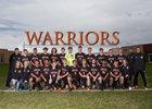 Worland Warriors Boys Varsity Soccer Spring 18-19 team photo.