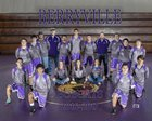 Berryville Bobcats Boys Varsity Wrestling Winter 16-17 team photo.