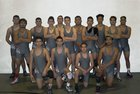 Las Cruces Bulldawgs Boys Varsity Wrestling Winter 16-17 team photo.