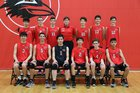 Canyon Crest Academy Ravens Boys JV Volleyball Spring 18-19 team photo.