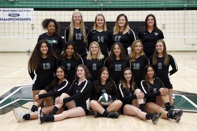 Burroughs High School Ridgecrest Ca Volleyball