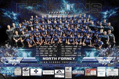 North Forney High School Forney Tx Football Maxpreps