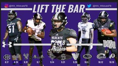 West Ashley High School Charleston Sc Football