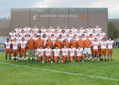 Eldorado high school albuquerque nm football maxpreps for Cleveland high school swimming pool