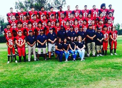 Norte Vista High School Riverside Ca Football Maxpreps