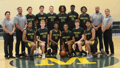 Monterey High School (CA) Basketball  0eb73fe8b69a0