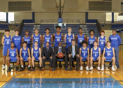 Midlothian High School (TX) Basketball  11fd5f6e27663