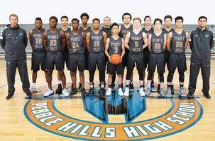 Pebble Hills  Basketball Team Photo