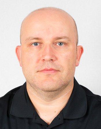 Mariusz Nowak Mug Shot