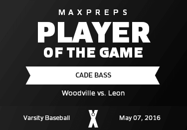 Woodville High School Tx Baseball Maxpreps