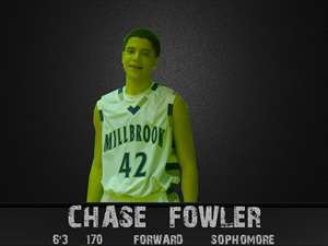 Chase Fowler Mug Shot