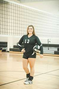 Debra Barker's Girls Varsity Volleyball (Fall) roster photo.