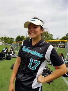Chawna Aquino's Varsity Softball (Spring) roster photo.