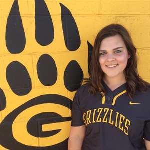 Cassidy Angotti's Varsity Softball (Spring) roster photo.