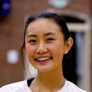 Jackie Cai Mug Shot