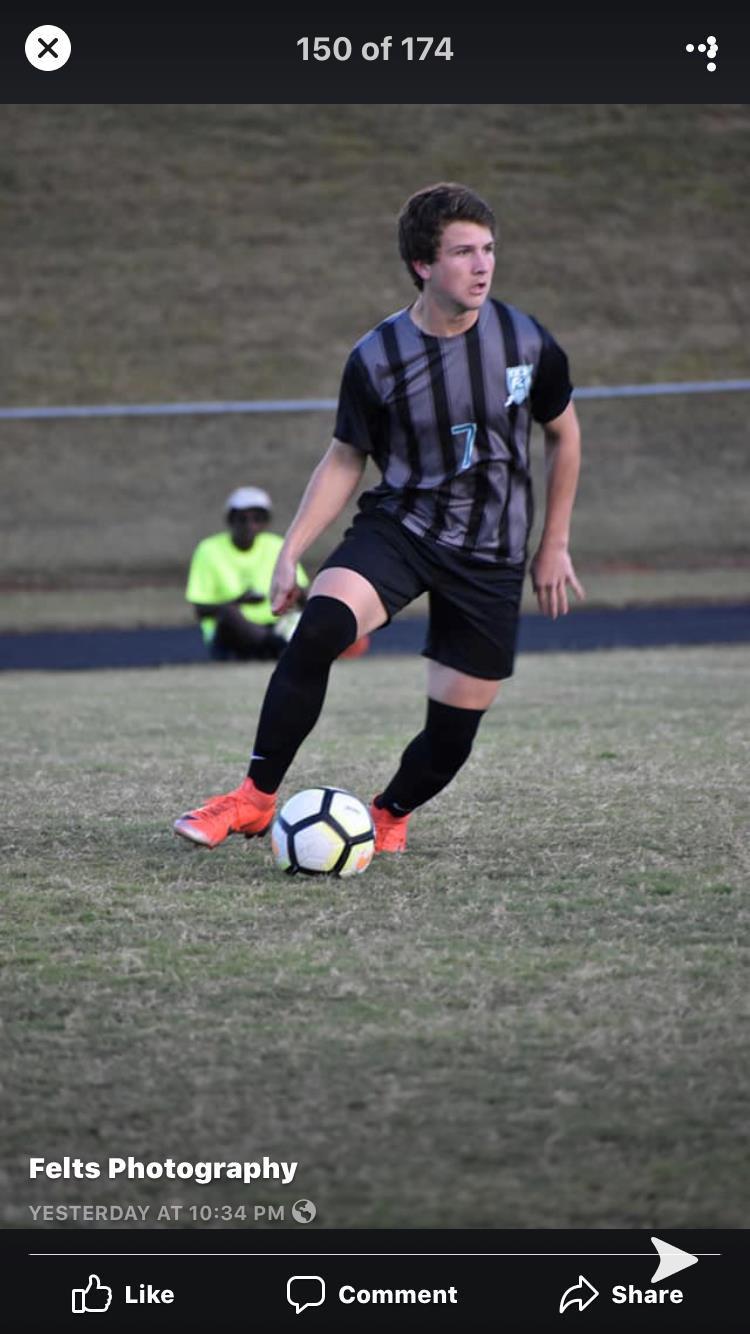 Tyler McMurray Profile photo.