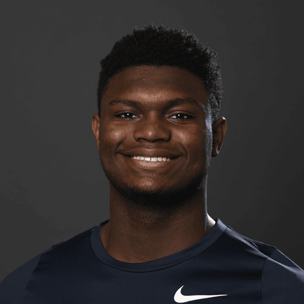Zion Williamson Mug Shot