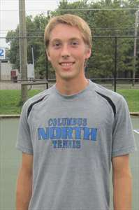 Mitchell Miller High School Tennis Stats Columbus North Columbus In Maxpreps