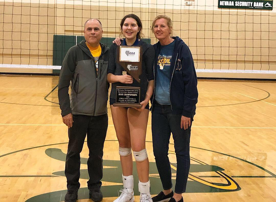 Schedule - Boulder City Eagles 2018 Volleyball (NV)