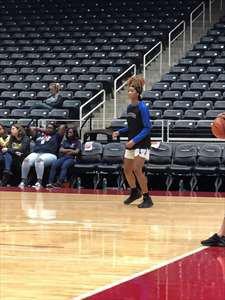 Sanaa Baker's Girls Varsity Basketball (Winter) roster photo.