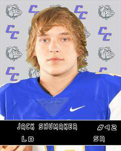 Jack Shumaker Mug Shot