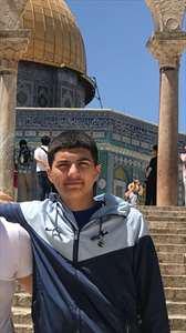 Bilal Abuelouf Mug Shot
