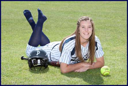 Faith Canfield's Varsity Softball (Spring) roster photo.