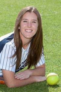 Faith Canfield's Varsity Softball (Spring) roster photo.