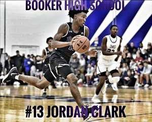 Jordan Clark Mug Shot