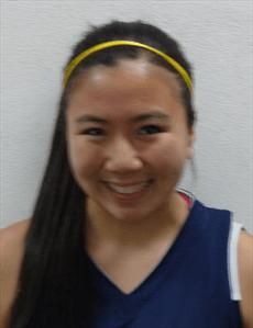 Sarah Chang Mug Shot